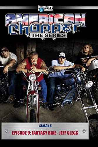 American Chopper Season 5 - Episode 9: FANtasy Bike - Jeff Clegg