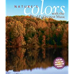 Nature's Colors [HD DVD & DVD Combo]