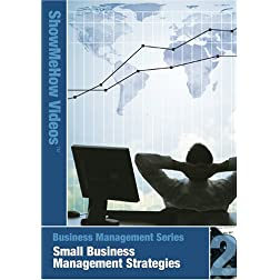 Small Business Management Strategies