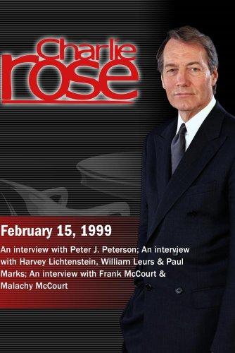 Charlie Rose (February 15, 1999)