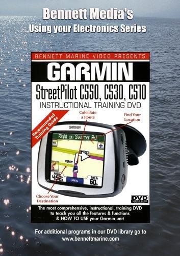 GARMIN STREETPILOT C550