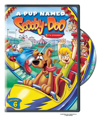 A Pup Named Scooby-Doo, Vol. 6