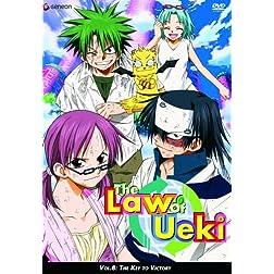 Law of Ueki 8: Key to Victory (Full Sub Dol)