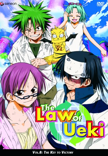Law of Ueki 8: Key to Victory (Full Sub Dol)
