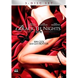 Black Tie Nights: Season One (3pc) (Ws Sub Box)