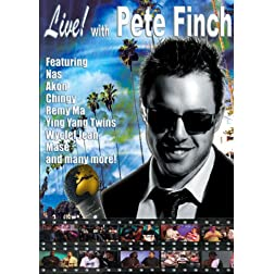 Live With Pete Finch