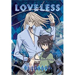 Loveless Collection, Vol. 1-3: Triple Feature Collection