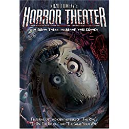 Kazuo Umezz's Horror Theater, Vol. 1-3: Triple Feature Collection
