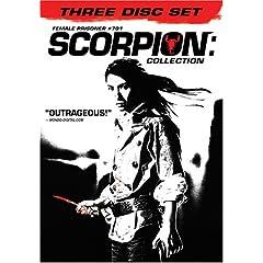 Female Prisoner 701: Scorpion - Triple Feature Collection