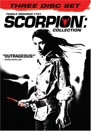 Female Prisoner 701: Scorpion - Triple Feature Collection