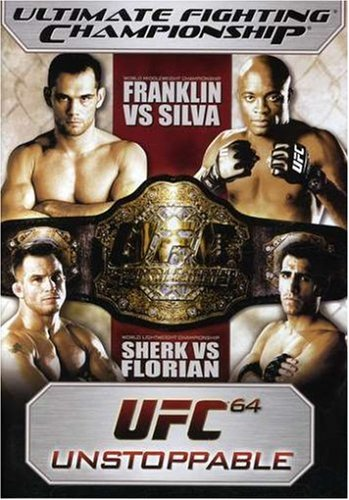 Ultimate Fighting Championship, Vol. 64: Unstoppable