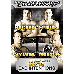 Ultimate Fighting Championship, Vol. 65: Bad Intentions