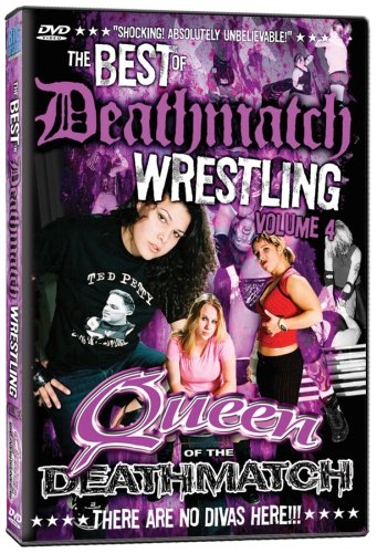 B.O. Deathmatch Wrestling 4: Queens of Deathmatch