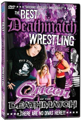 B.O. Deathmatch Wrestling 4: Queens of Deathmatch