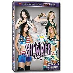World Wrestling Network Presents: FIP - Shimmer, Vol. 3