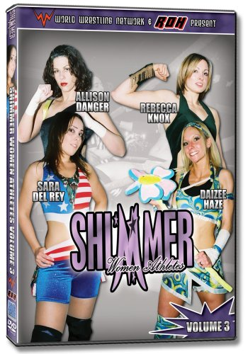 World Wrestling Network Presents: FIP - Shimmer, Vol. 3