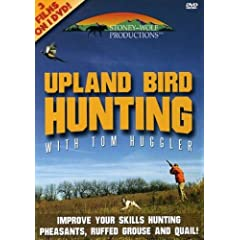 Upland Bird Hunting With Tom Huggler