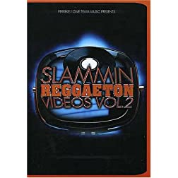 Slammin' Reggaeton Videos, Vol. 2