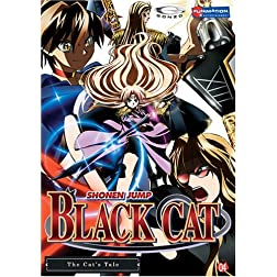 Black Cat , Vol.4 - A Cat's Tale
