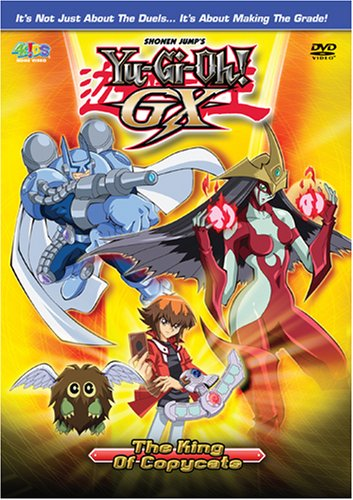 Yu-Gi-Oh! GX - The King of Copycats v.3