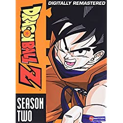 Dragon Ball Z - Season Two (Namek and Captain Ginyu Sagas)