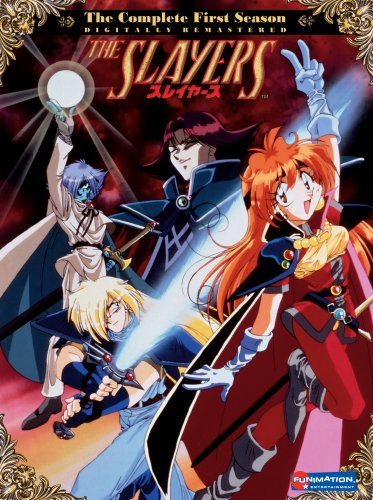 The Slayers - The Complete First Season