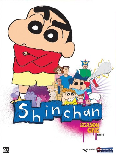 Shin Chan: Season 1, Part 1