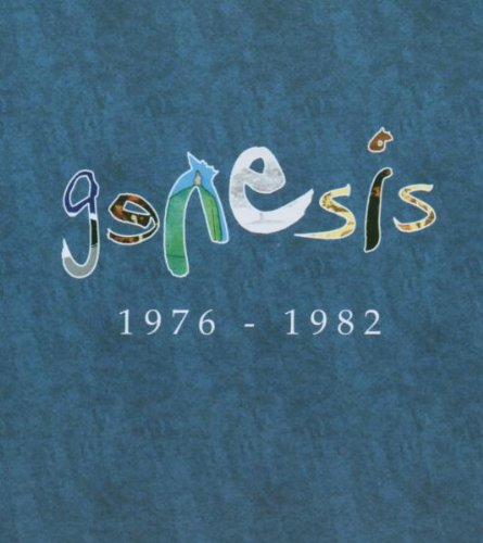 Genesis - Box Set 1976-1982 (Hybrid SACDs + DVDs) - Zortam Music