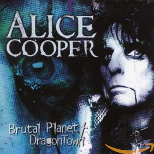 Alice Cooper - Brutal Planet - Zortam Music