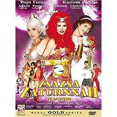 ZsaZsa Zaturnnah - Philippines Filipino Tagalog DVD Movie