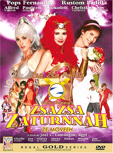 ZsaZsa Zaturnnah - Philippines Filipino Tagalog DVD Movie