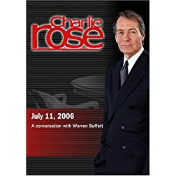 Charlie Rose with Warren Buffett (July 11, 2006)
