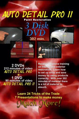 Auto Detail Pro 2 (3 Disk Set)