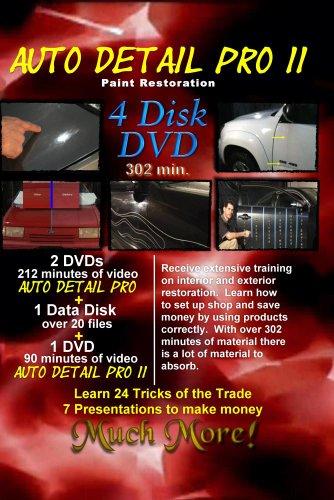 Auto Detail Pro 2 (4 Disk Set)