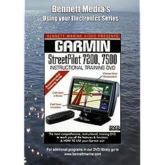 GARMIN STREETPILOT 7200, 7500