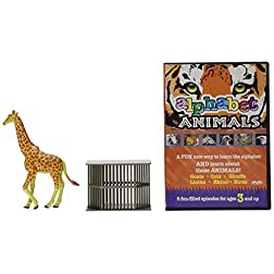 Alphabet Animals DVD Adventure Pack