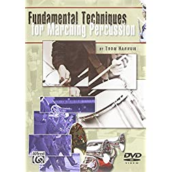 Fundamental Technique Marching Percussion