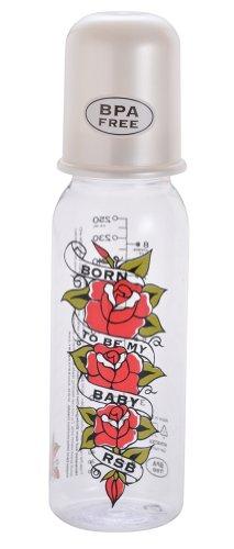ロックスターベイビー 哺乳瓶 ローズ L