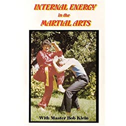 INTERNAL ENERGY in the MARTIAL ARTS DVD