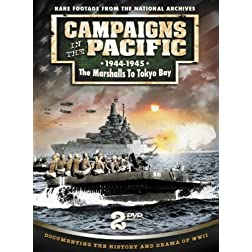 WWII Campaigns 1944-45