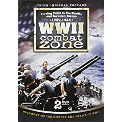WWII Combat Zone 1942-44