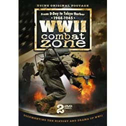 WWII Combat Zone 1944-45