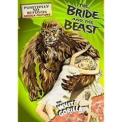 The Bride & The Beast / The White Gorilla