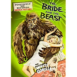 The Bride & The Beast / The White Gorilla