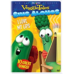 Veggie Tales Sing Alongs: I Love My Lips
