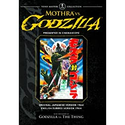 Mothra vs. Godzilla