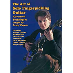 The Art of Solo Fingerstyle Guitar