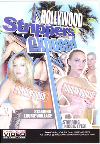 Hollywood Strippers Exposed
