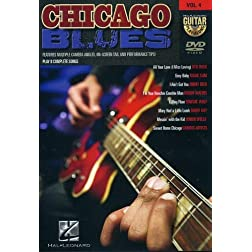 Guitar Play Along: Chicago Blues, Vol. 4