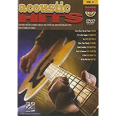 Guitar Play Along: Acoustic Hits, Vol. 3